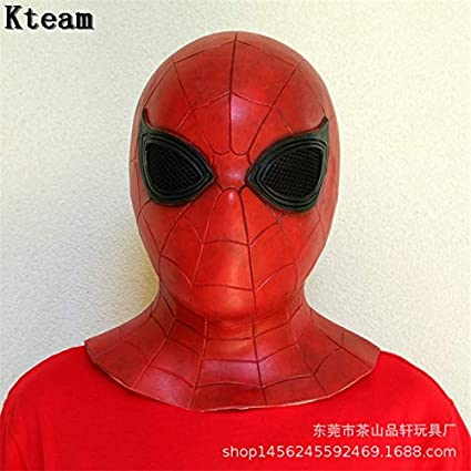 Buy HITSAN INCORPORATION Hot Movie Spiderman Homecoming Mask