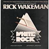WHITE ROCK LP (VINYL ALBUM) UK A&M 1977