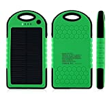 Portable Power Bank with Solar Charger