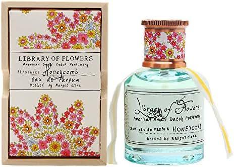 Library of Flowers Eau de Parfum-Honeycomb