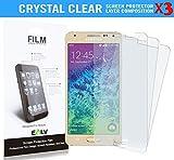 Galaxy Alpha Screen Protector **[ PACK OF 3 PIECES ]**, E LV Samsung Galaxy Alpha CRYSTAL CLEAR HD Screen Guard for Samsung Galaxy Alpha.
