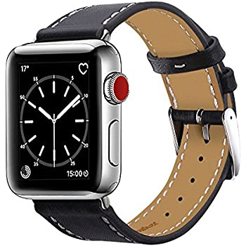 8667a8f02d8 Amazon.com  Fullmosa Compatible Watch Band 44mm 42mm 40mm 38mm ...