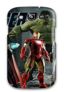 ESUmTnp8524IPgEe Snap On Case Cover Skin For Galaxy S3(the Avengers 59)