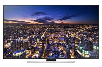 Samsung UN60HU8550 60-Inch 4K Ultra HD 120Hz 3D Smart LED TV (Big Game Special)
