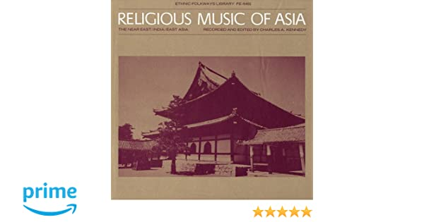 Asian religious music simply matchless