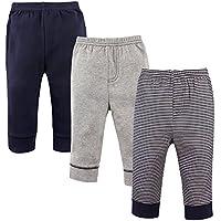 Luvable Amigos 3-Pack tobillo pantalones cónicos