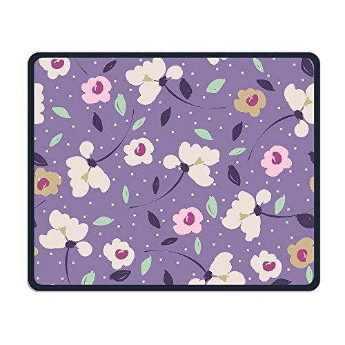 ZhiqianDF Pink On Violet Flowers Seamless Pattern In Jpg Comfy Mouse - Justice Hot Victoria Super