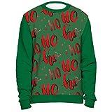 ho ho ho Christmas ugly Sweater