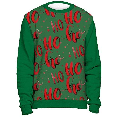 ho ho ho Christmas ugly Sweater by AmazingStore