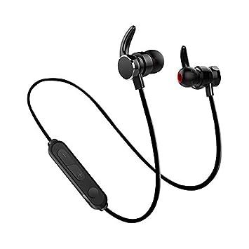 Wärme music Écouteurs Bluetooth V4.2,Oreillette
