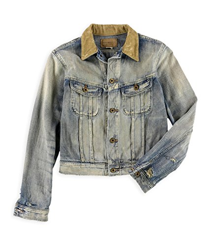 Denim & Supply Ralph Lauren Webster Cropped Jacket