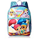 Shimmer and Shine Girls' 5 in 1 Backpack, Purple