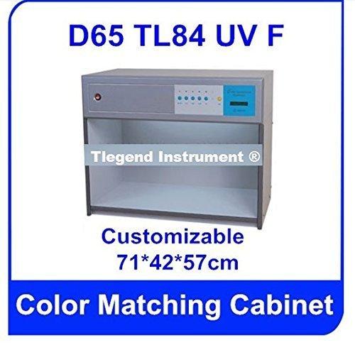 ブリティッシュ標準カラーマッチングキャビネットライトソース:D65 TL84 UV F サイズ:714257cm カスタマイズ可能カラーアセスメント   B00V5PHTTY