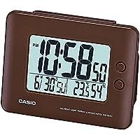 Relógio despertador digital Casio c/calendário e termômetro DQ-982N-5DF