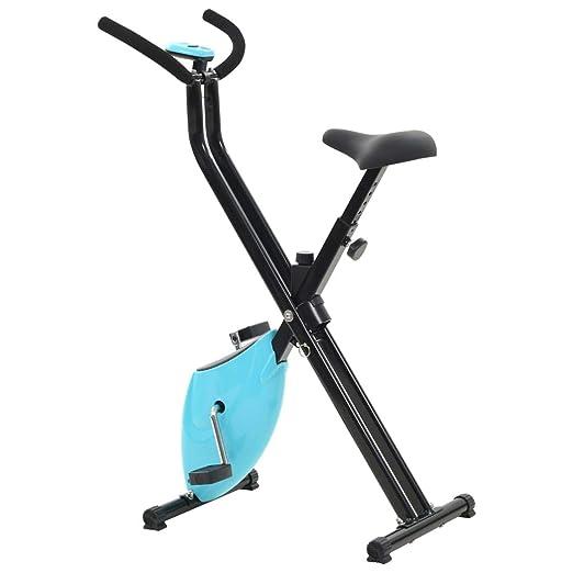 Tidyard - Bicicleta estática Plegable X-Bike Profesional, con ...