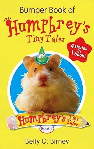 book cover of Bumper Book of Humphrey\'s Tiny Tales 2