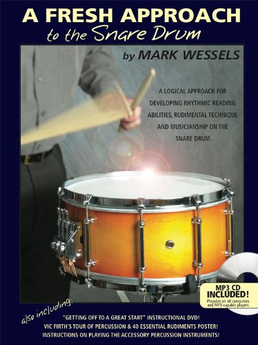 A Fresh Approach to the Snare Drum ()
