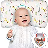 Acksonse Baby Pillow for Sleeping Memory Foam Age