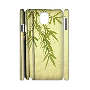 Bamboo Brand New 3D Cover Case for Samsung Galaxy Note 3 N9000,diy case cover ygtg-335526