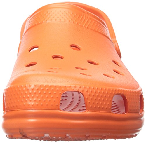 Sabots 42 Mixte EU Orange Classic Tangerine 41 Adulte Crocs tBxfwZqa