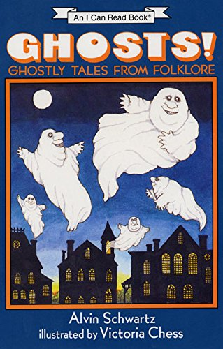 Ghosts! Ghostly Tales from Folklore for $<!--$40.00-->
