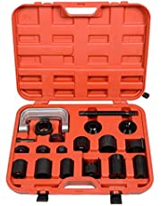 DAYUAN Universal Ball Joint Service Kit, Ball-Joint Press U-Joint Puller Removal Separator, Upper & Lower Control Arm Bushing Tool