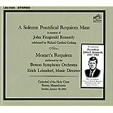 Mozart: Requiem - Solemn Pontifical Requiem Mass in Memory of J.F. Kennedy