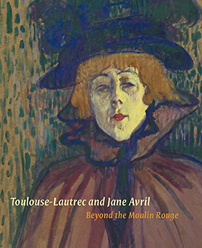 Henri Toulouse Lautrec Jane Avril - Toulouse-Lautrec and Jane Avril: Beyond the Moulin Rouge (The Courtauld Gallery)