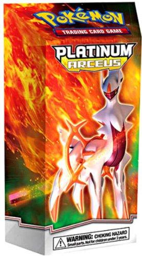 Pokemon Platinum Arceus Flamemaster Juego de cartas (podría ...
