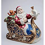 11.88 Inch Santa Cookie Jar