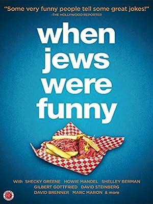 When Jews Were Funny