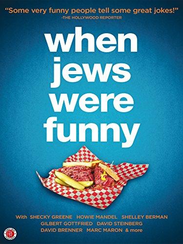 (When Jews Were Funny)
