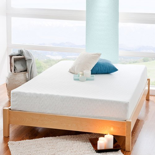 Gel - Spa Sensations 8' MyGel Memory Foam Mattress QUEEN Size