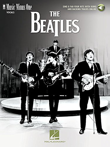 Fab Four Hits with Demo and Backing Tracks Online: Music Minus One Vocals ()