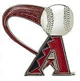 MLB Arizona Diamondbacks Glitter Trail Pin