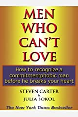 MEN WHO CAN'T LOVE Kindle Edition