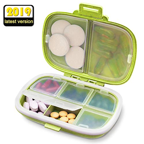 SYOSIN Portable Organizer Compartments Supplements product image
