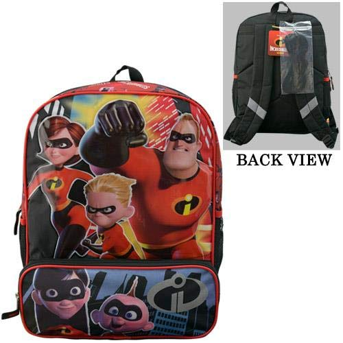 Disney Incredibles 2 Molded Front 16