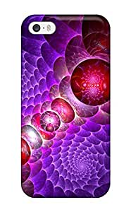 Premium Protection Artistic Abstract Case Cover For Iphone 5/5s- Retail Packaging