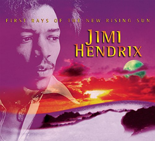 First Rays of the New Rising Sun CD/DVD (Hendrix First Rays Of The New Rising Sun)