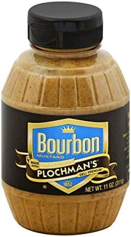 Mustard: Plochman's Bourbon Ground