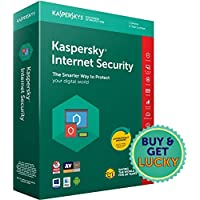 Kaspersky Internet Security Latest Version - 1 PC, 3 Years (CD)