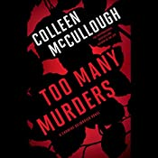 Too Many Murders | Colleen McCullough