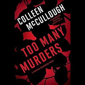Too Many Murders Audiobook