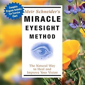Miracle Eyesight Method Speech