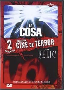 La Cosa + The Relic: Colección Cine de Terror [DVD]