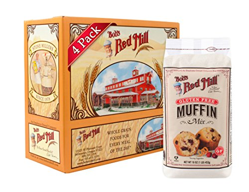 n Free Muffin Mix, 16 Ounce (Pack of 4) (16 Muffins)