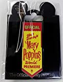 Walt Disney's Mary Poppins World Premiere 50th Anniversary Pin ~ D23 Limited Edition to 450 NEW!