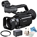Sony PXW-X70 with eDigitalUSA Kit: Includes 62mm UV Filter, Sony NP-FV100 Replacement Battery, Brush Blower, Cleaning Kit & eDigitalUSA Microfiber Cleaning Cloth