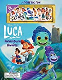 Disney Pixar: Luca: Adventure